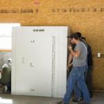 Hide-Away Storm Shelter Installation