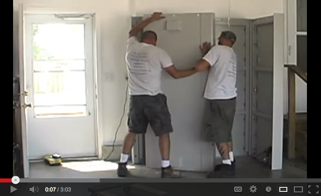 Hide-Away Storm Shelter Installation Video
