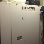 Hide-Away after install