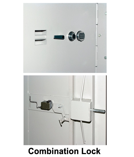 Combination Lock In/Out